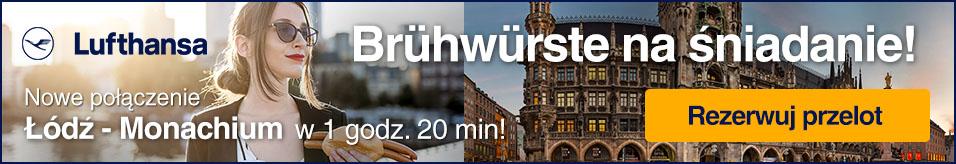Lufthansa - Lodz 2